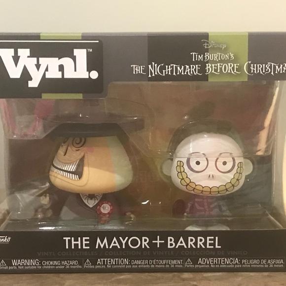 Barrel The Mayor